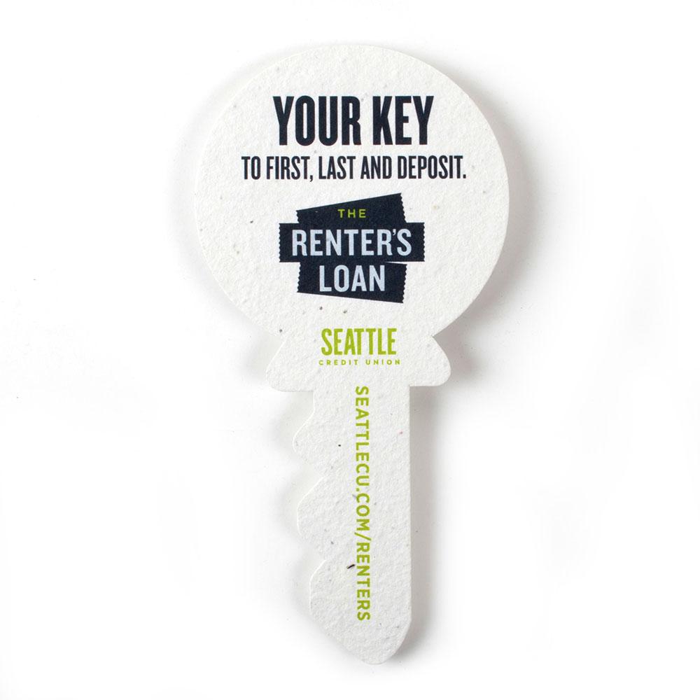 seed paper key