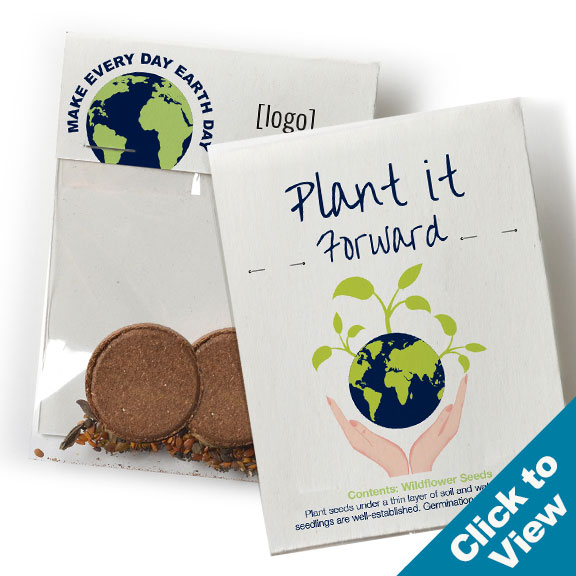 Earth Day Planting Kit