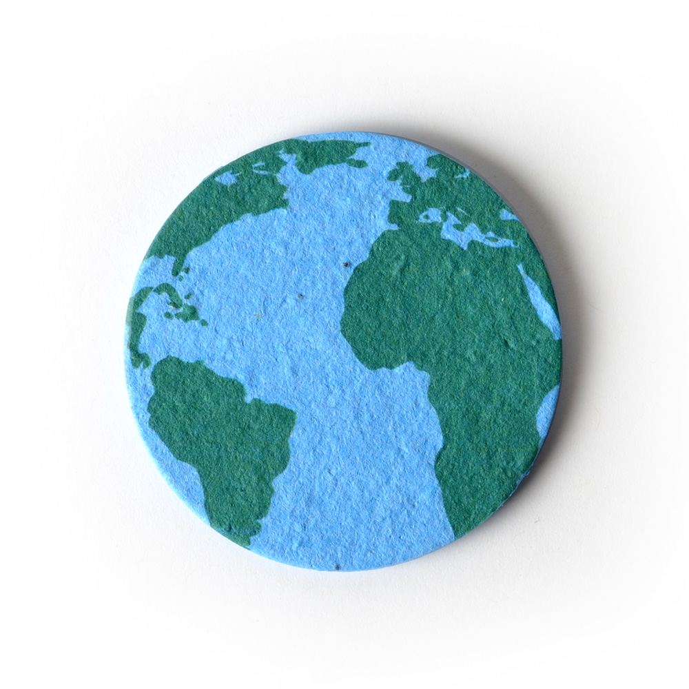 seed paper earth