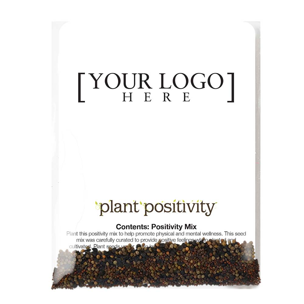 seed packet plant positivity